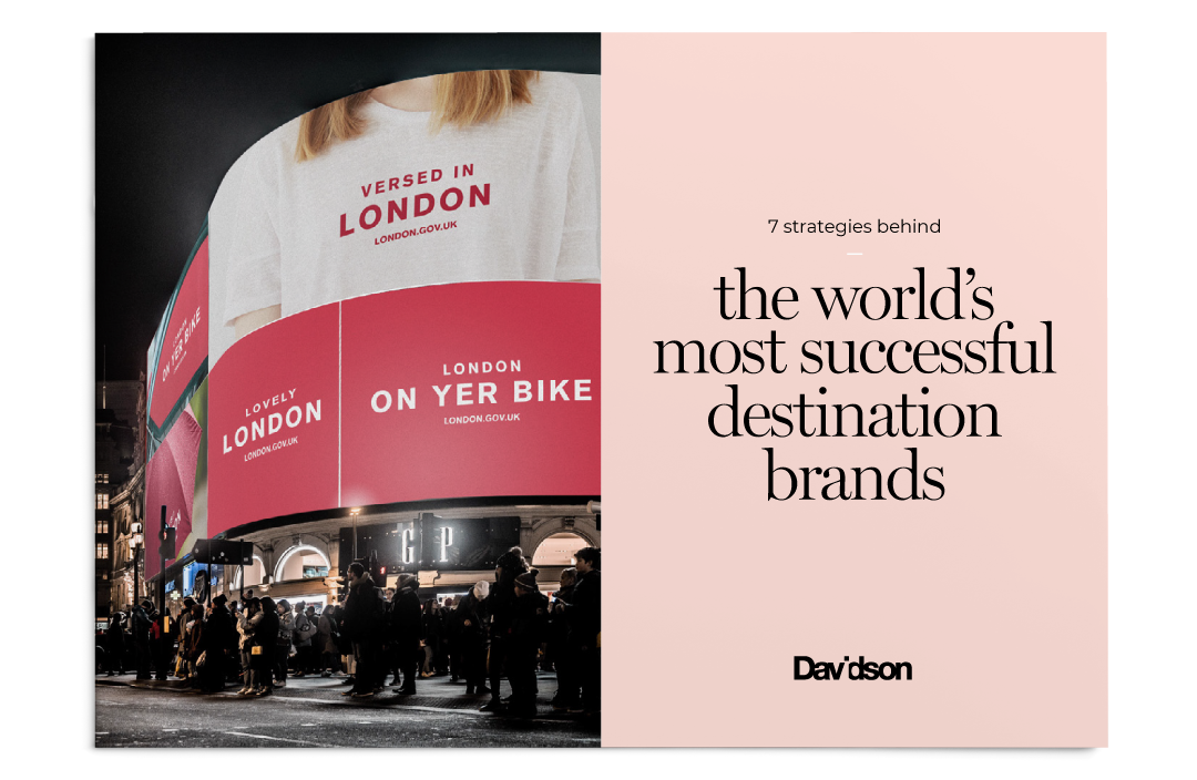 7 strategies behind the world's most successful destination brands