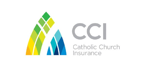 Davidson Branding Corporate Catholic Church Insurance CCI Stained Glass Window Graphic Logo Brand Video