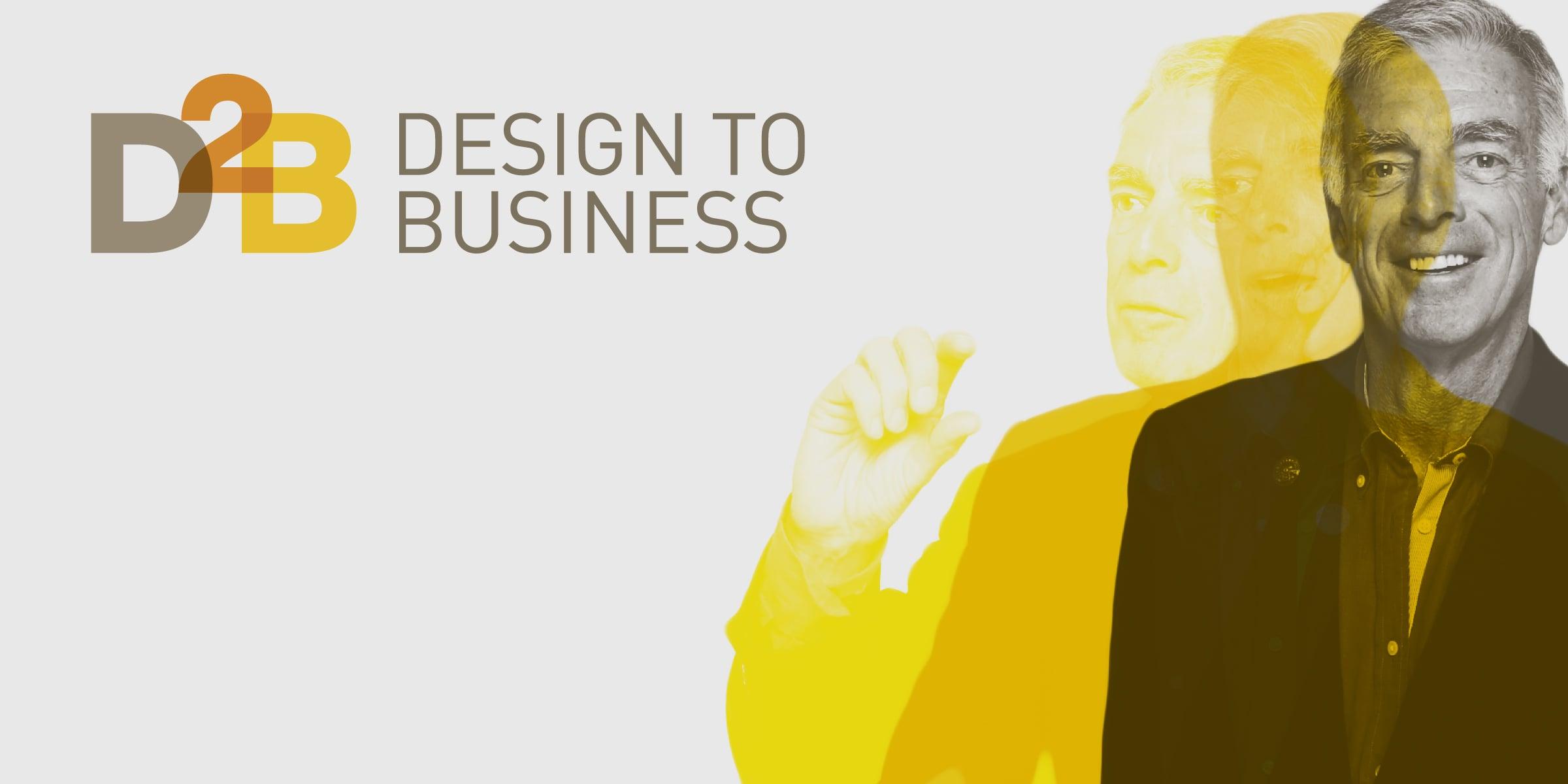 Davidson Branding Digital D2B Design to Business Consultants Logo Visual Language Video