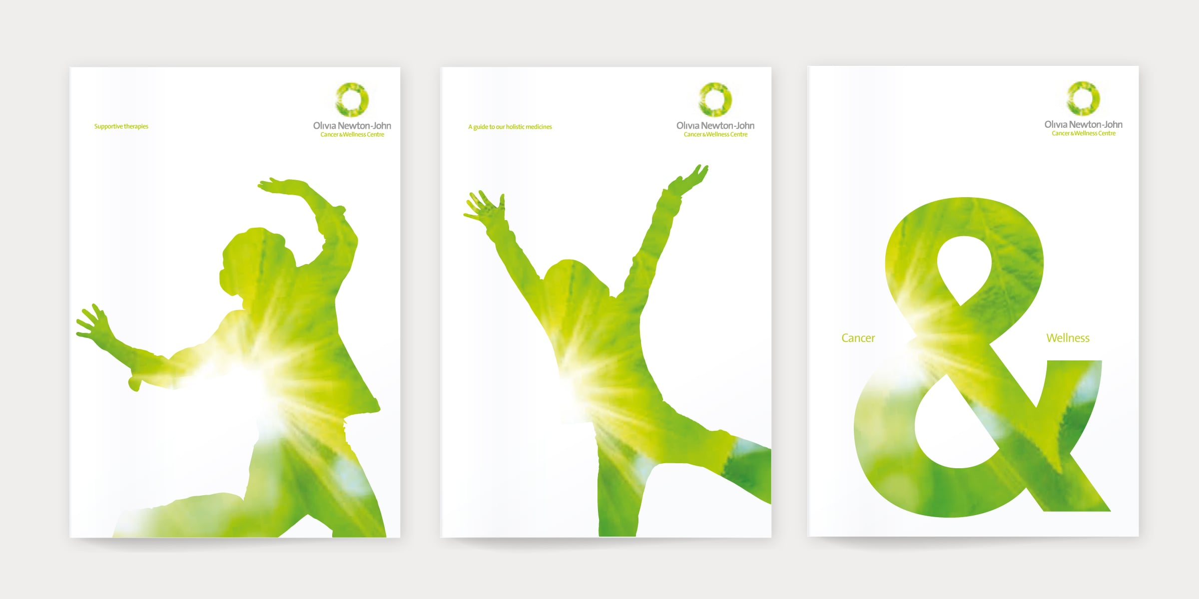 Davidson Branding Corporate Olivia Newton-John Cancer & Wellness Centre Brand Strategy Brand Identity Logo Design Brochure