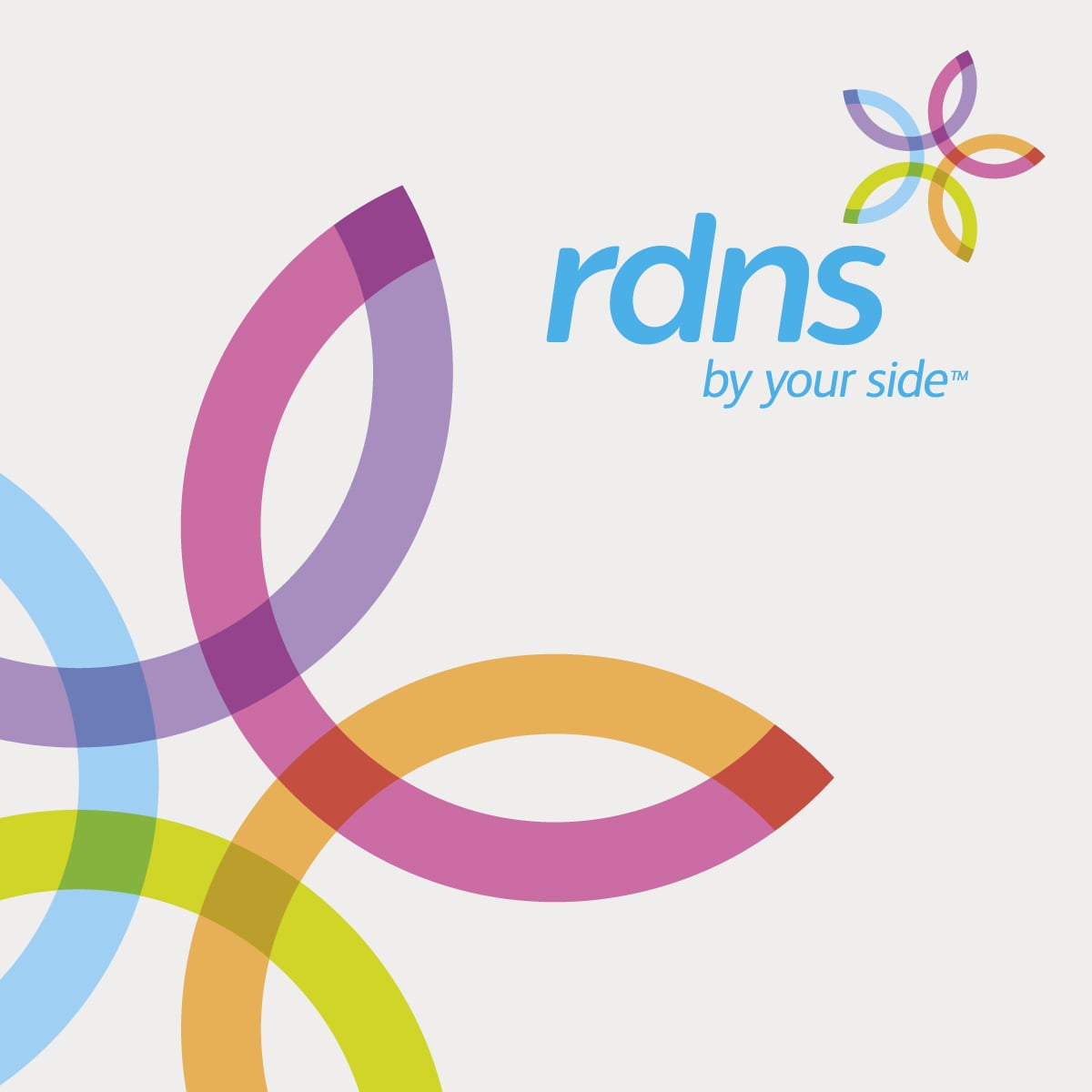 Davidson Branding Corporate Royal District Nursing Service RDNS Brand Strategy Brand Identity Logo Design Visual Language