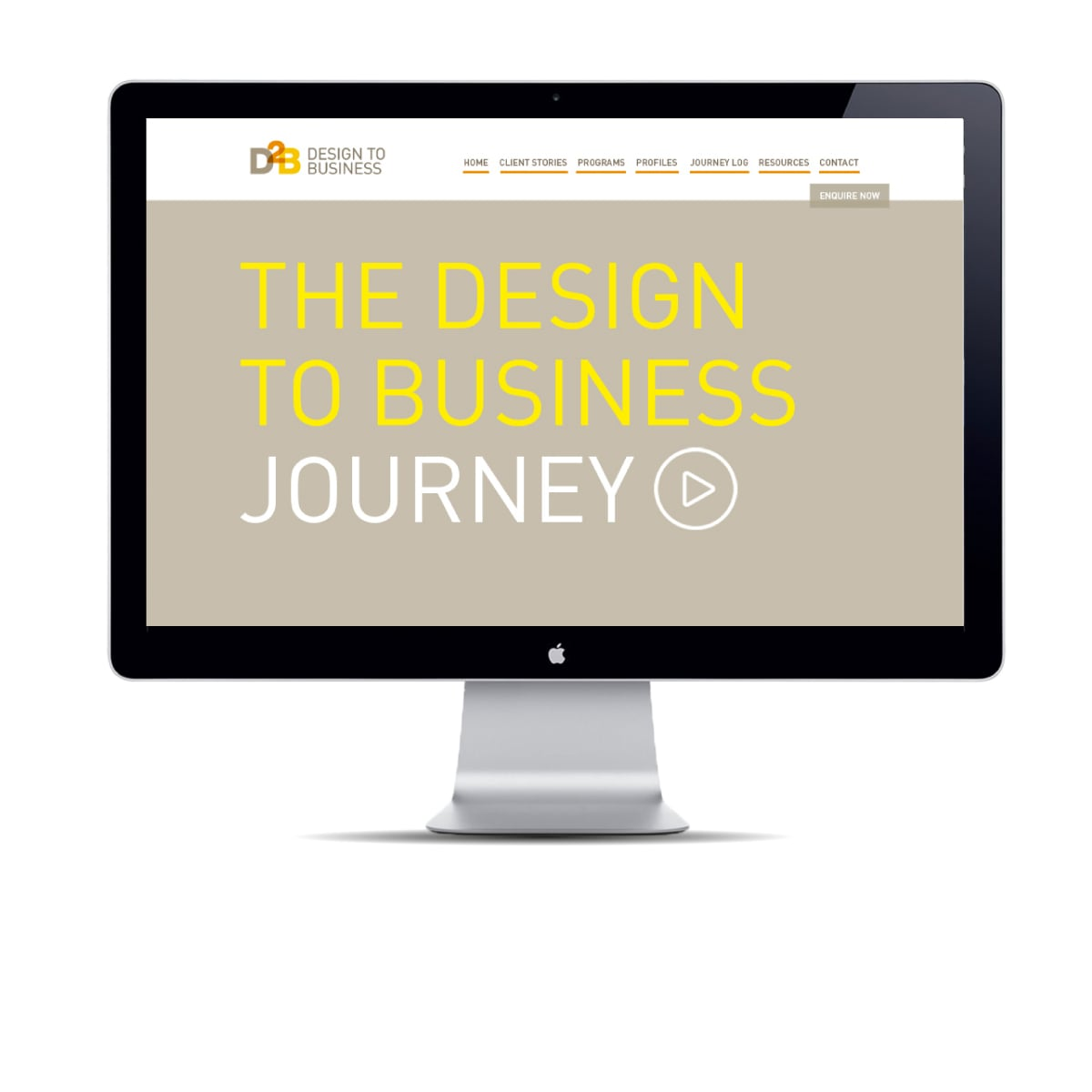 Davidson Branding Digital D2B Design to Business Consultants Website Video