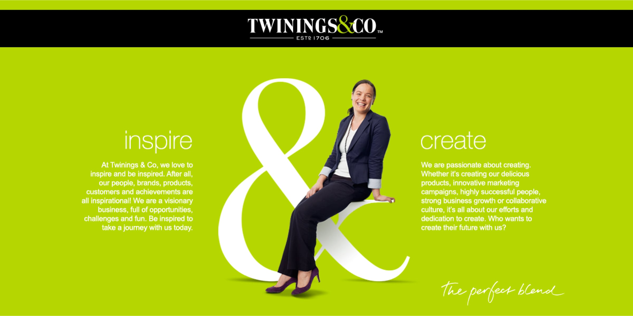 Davidson Branding Twinings & Co FMCG Digital Brand Strategy Rebrand