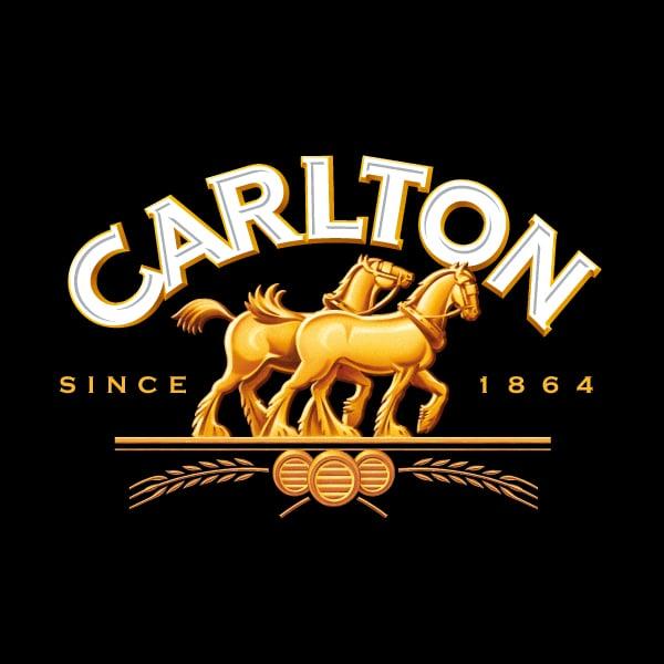 Davidson Branding Carlton United Breweries FMCG Logo