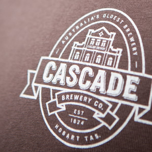 Davidson Branding Carlton United Breweries FMCG Cascade Logo Packaging