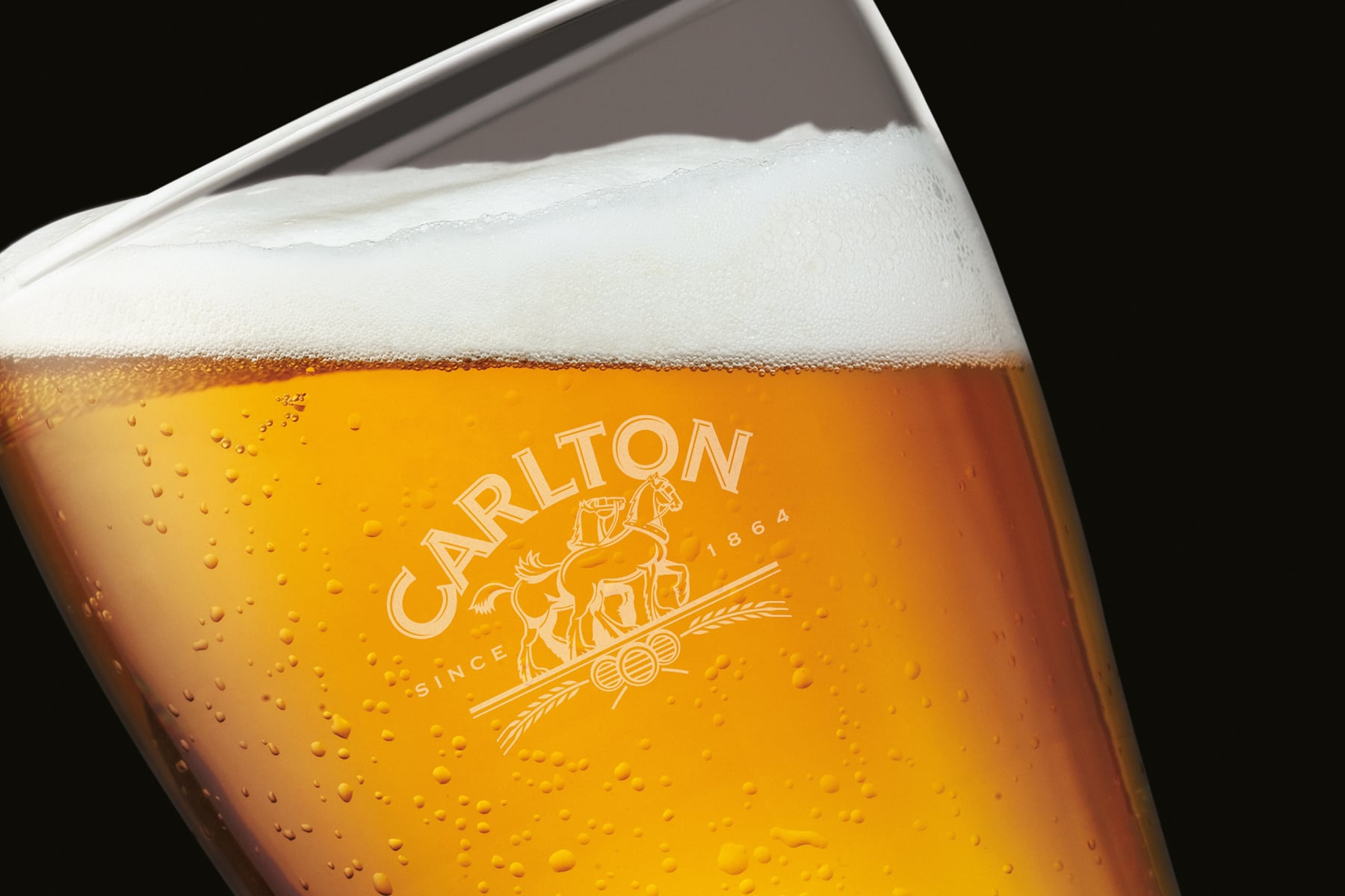 Davidson Branding FMCG Carlton United Breweries CUB Logo Design