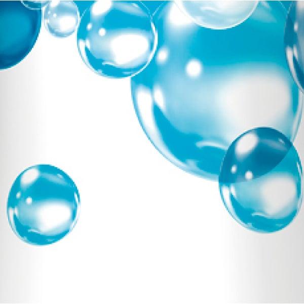 Davidson Branding FMCG PZ Cussons Imperial Leather Bubbles Graphics Blue