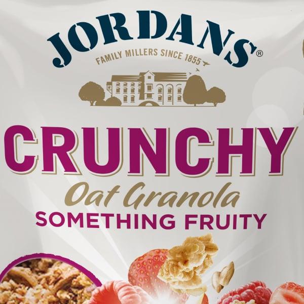 Davidson Branding FMCG Packaging Jordans Crunchy Oat Granola