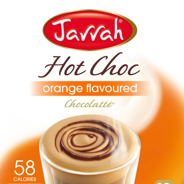 Davidson Branding FMCG Packaging Jarrah Twinings Hot Choc