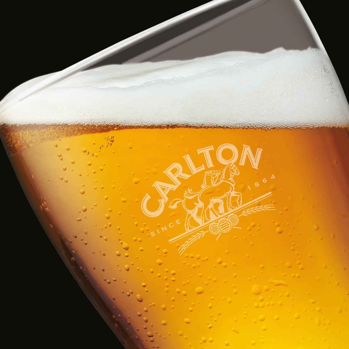 Davidson Branding Carlton United Breweries CUB Logo Design