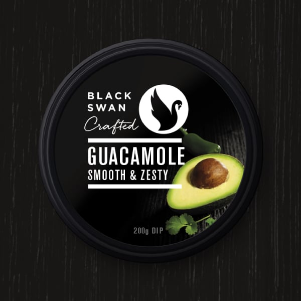 Davidson Branding FMCG Black Swan Crafted Packaging Gucamole