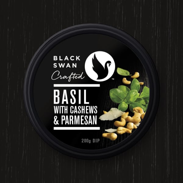 Davidson Branding FMCG Black Swan Crafted Packaging Basil