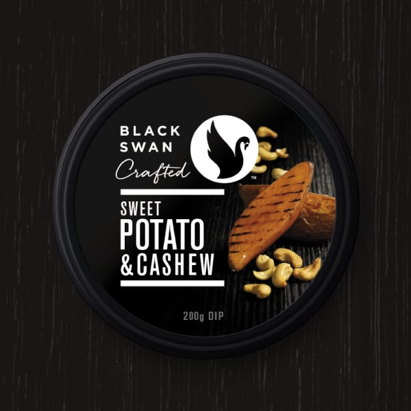 Davidson Branding FMCG Black Swan Crafted Packaging Potato Cashew