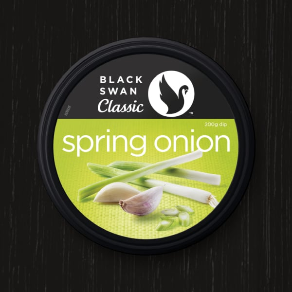 Davidson Branding FMCG Black Swan Classic Packaging Spring Onion