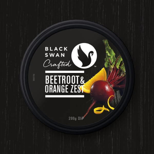 Davidson Branding FMCG Black Swan Crafted Packaging Beetroot