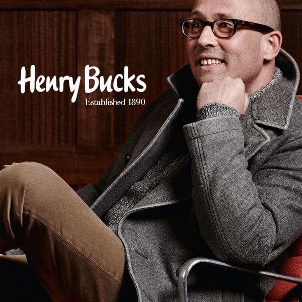 Davidson Branding Retail Henry Bucks Famous Adam Elliot