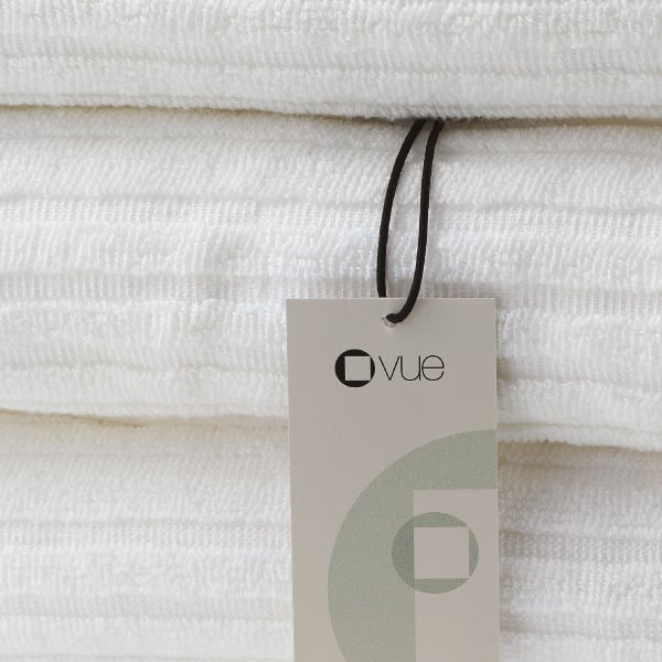 Davidson Branding Retail Myer House Brands Vue Bedding Towel Tag