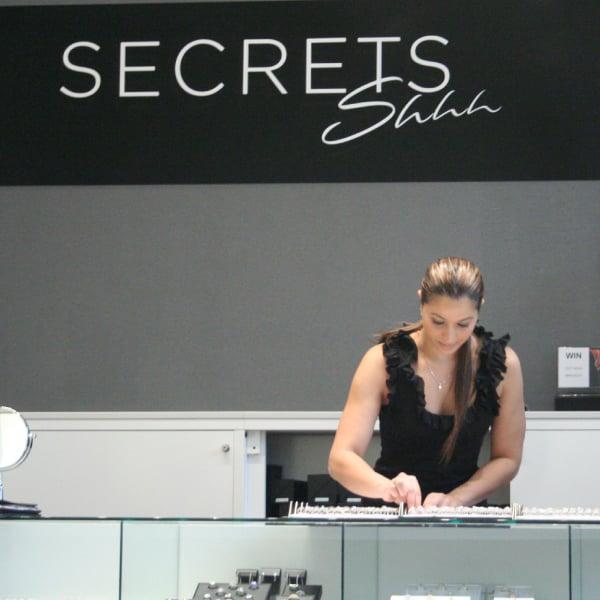 Davidson Branding Retail Secrets Shhh Store