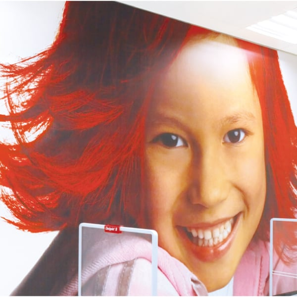 Davidson Branding Retail Target Store Photography Girl Red Hair
