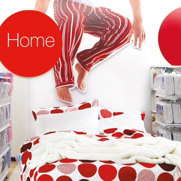 Davidson Branding Retail Target Store Bedding Photography Spots