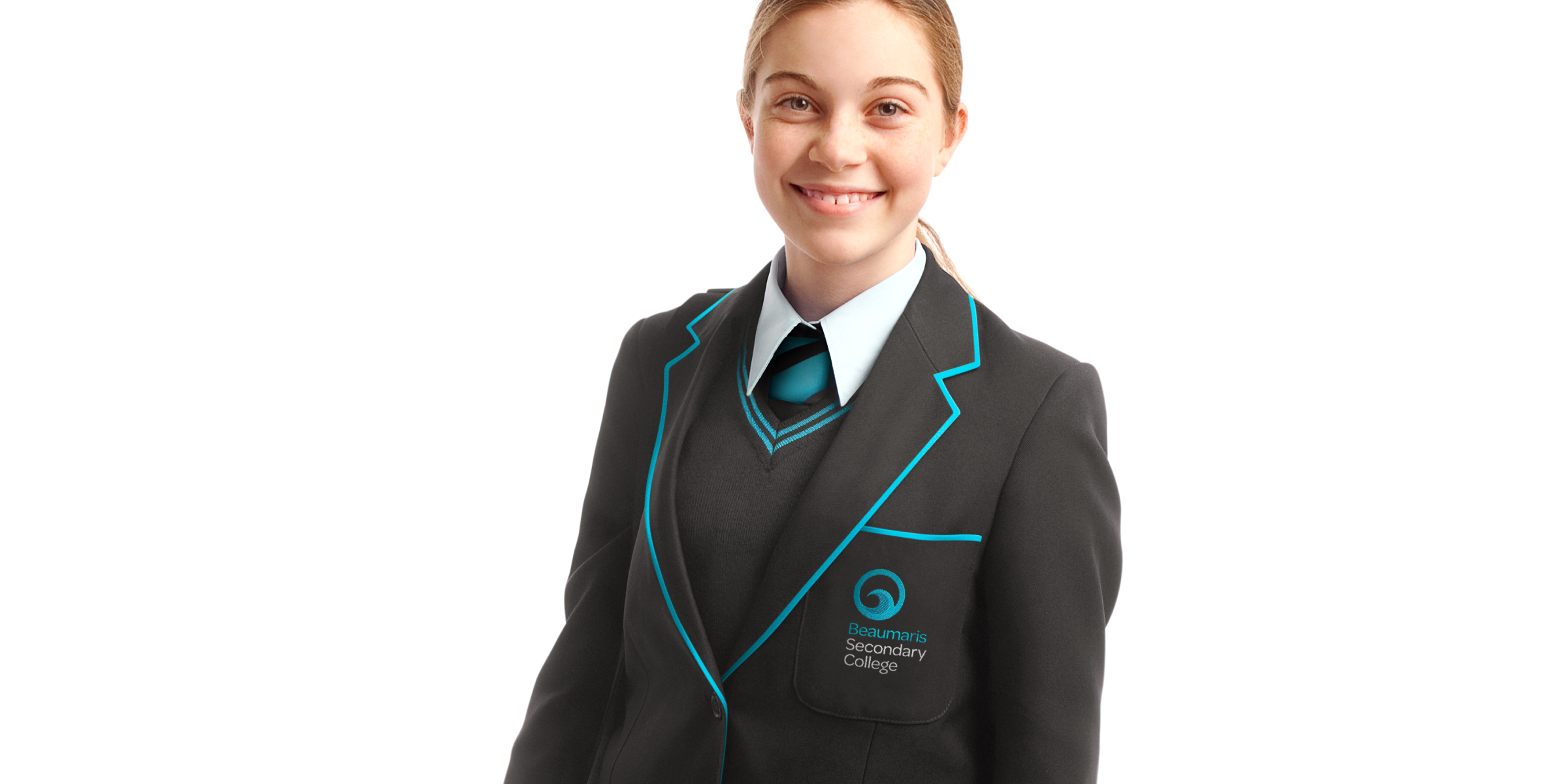 Beaumaris Secondary College Brand Identity Uniform Design