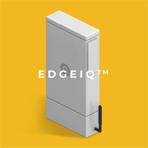 Davidson Branding Edge Electrons EdgeIQ 3D Render