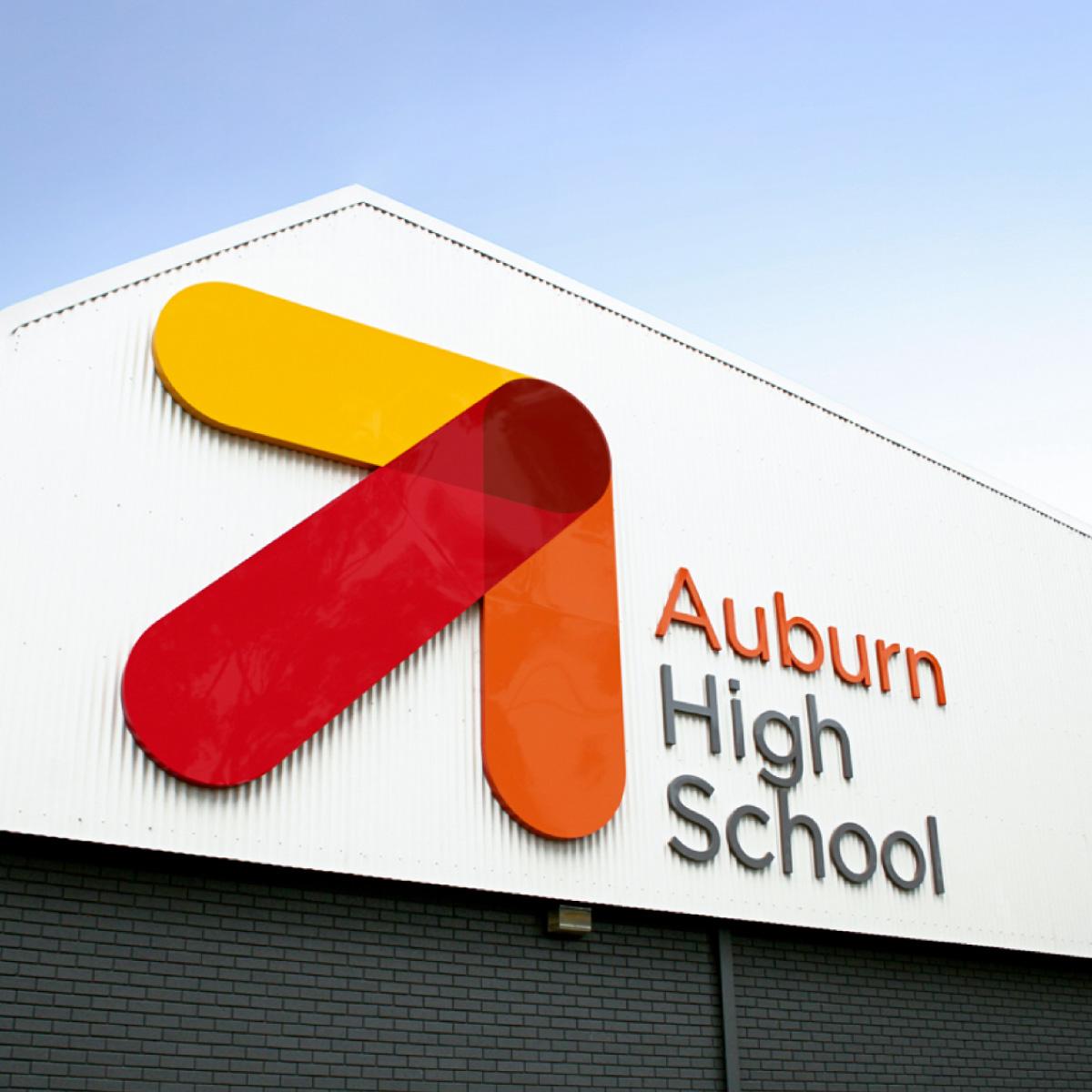 Auburn High School Brand Identity