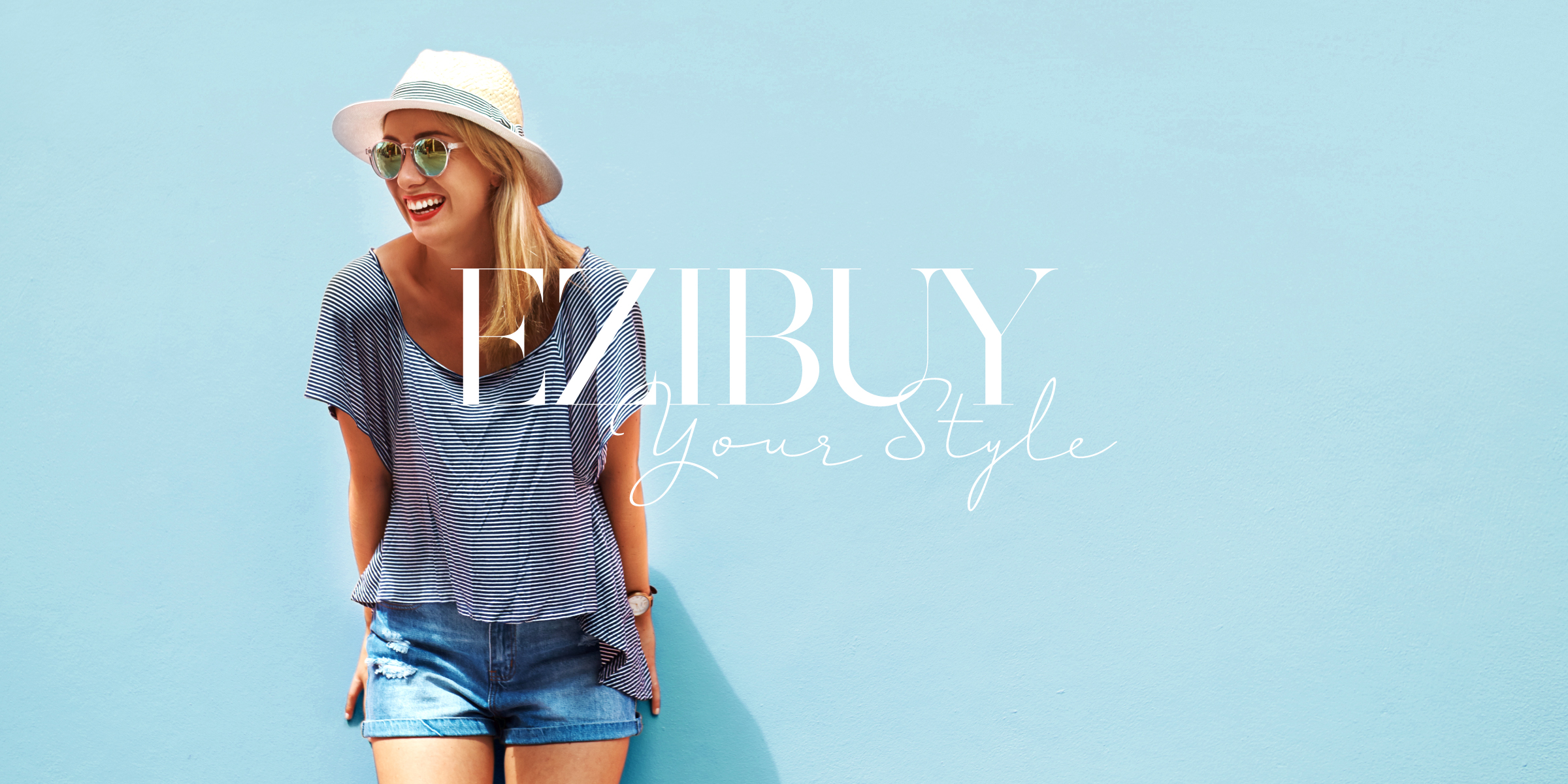 Ezibuy Brand Identity and Fashion Photography