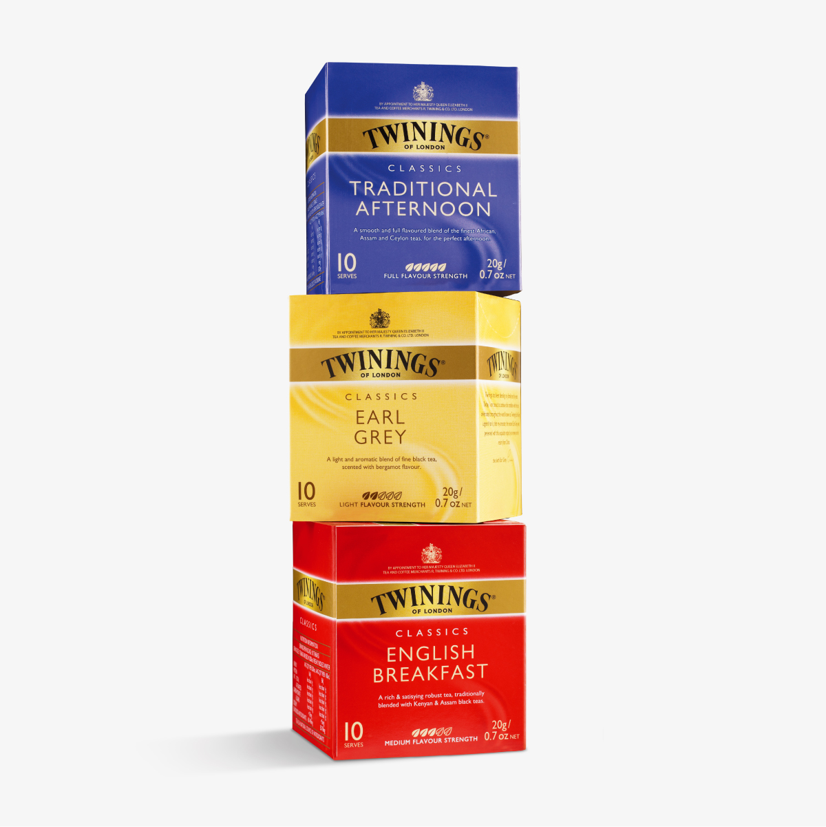 Twinings Packaging