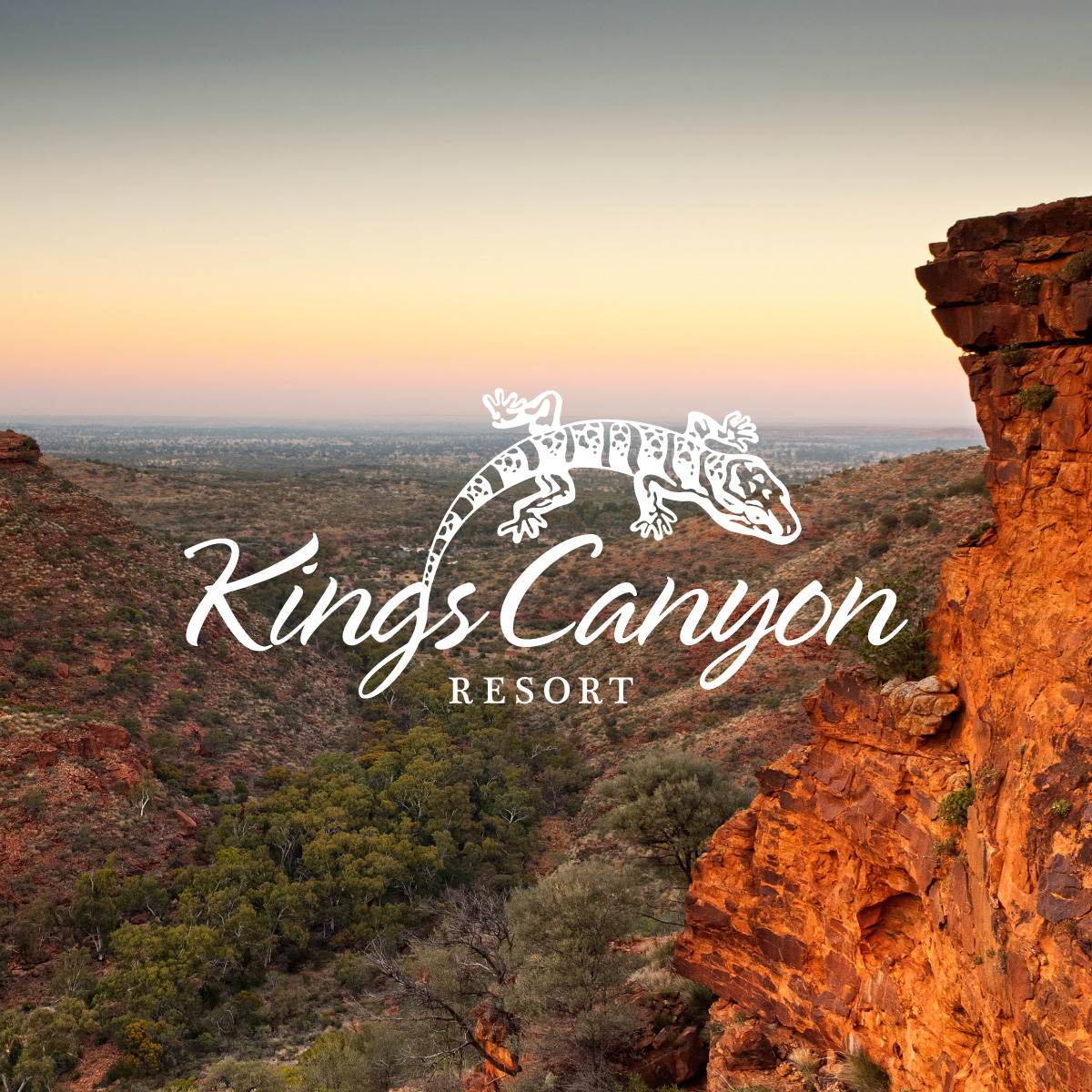 Kings Canyon Website Design