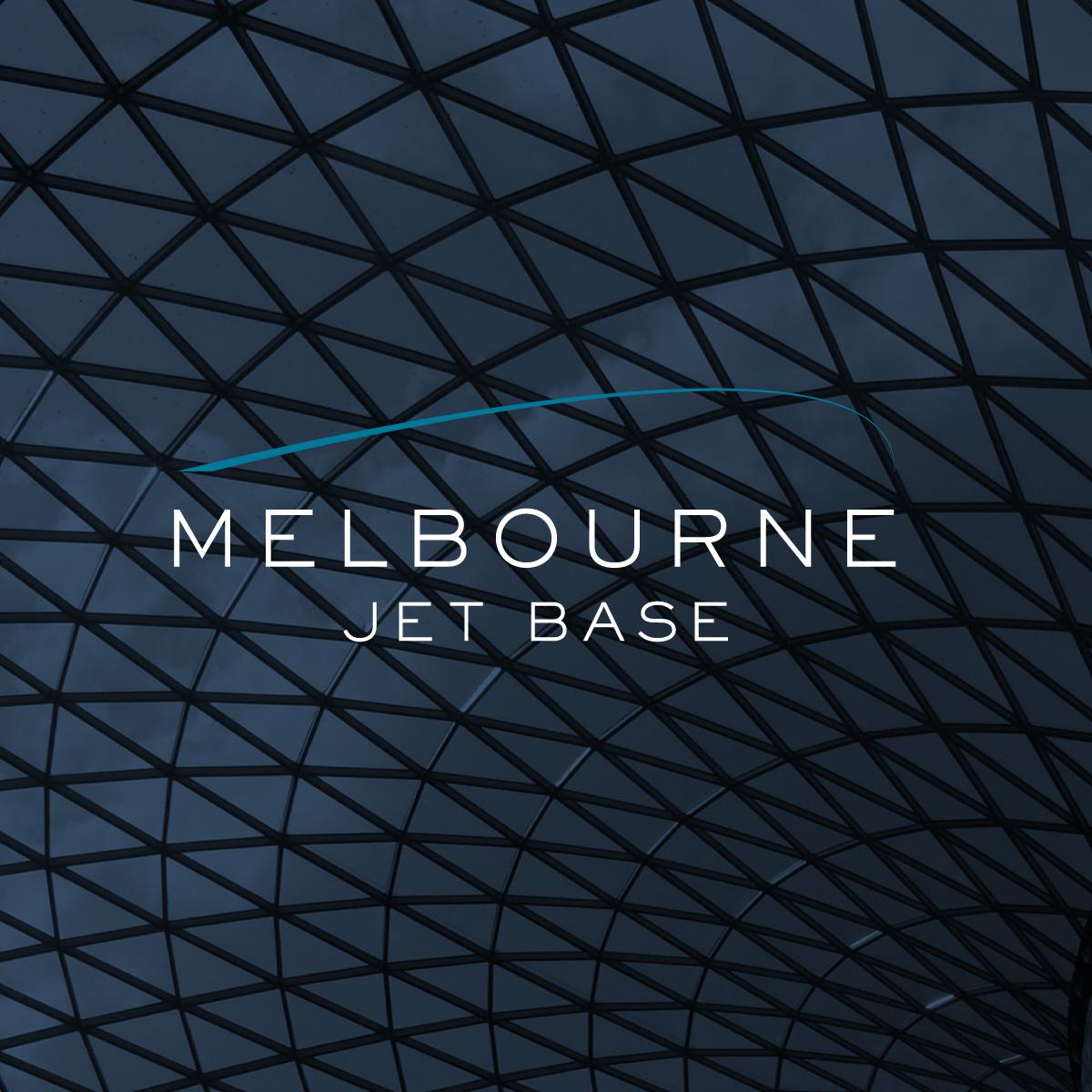 Melbourne Jet Base Brand Identity