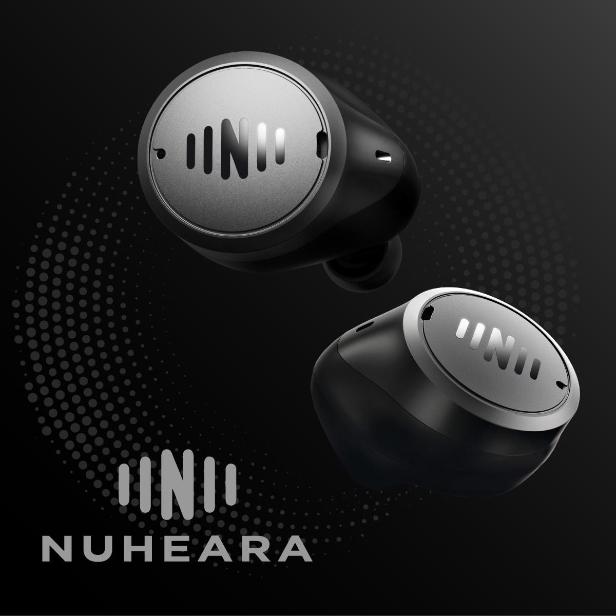 Nuheara Brand Packaging Refresh