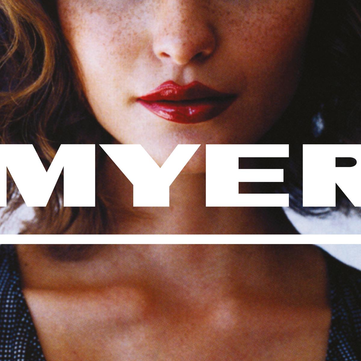 Myer House Brands Myer Brand Strategy Logo