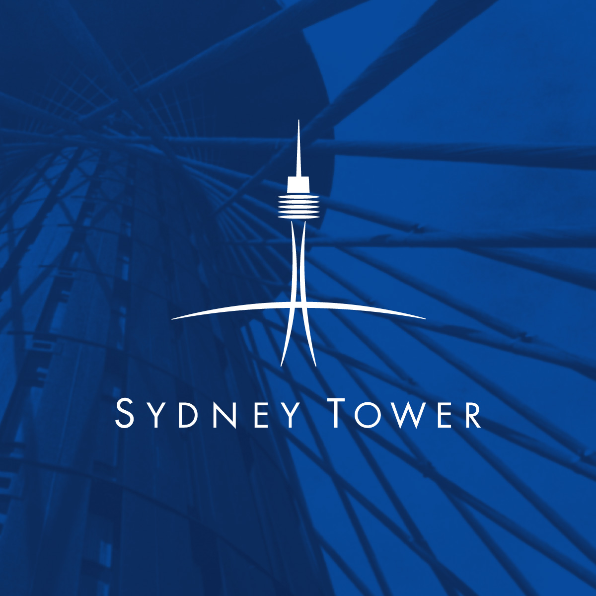 Sydney Tower Brand Identity and Experience Design