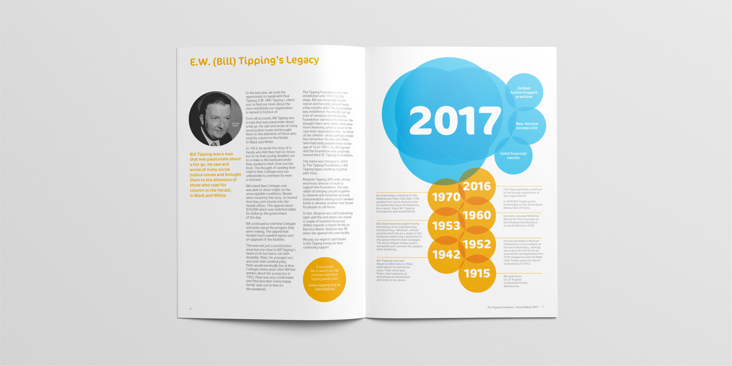The Tipping Foundation Annual Report 2017