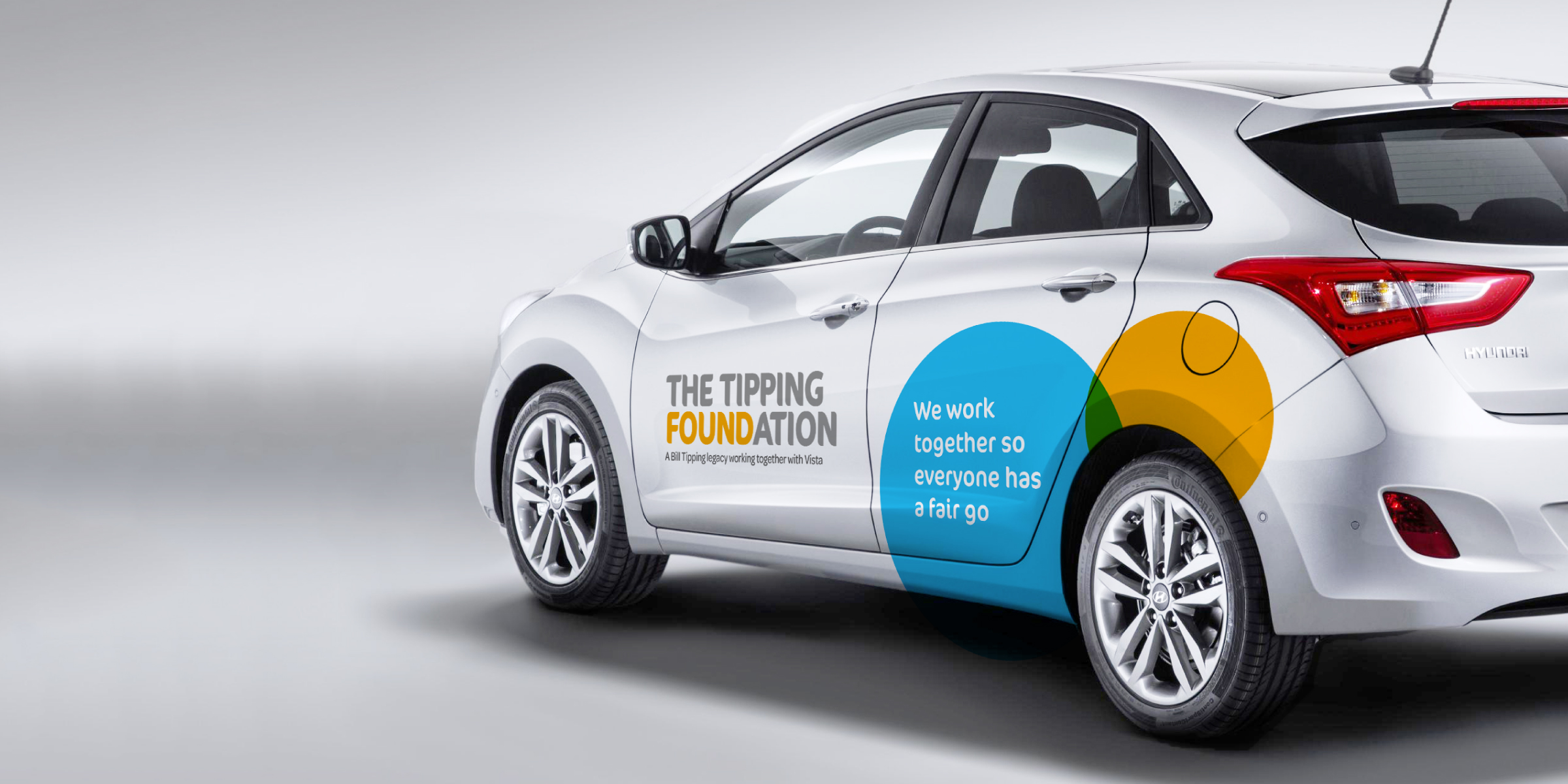 The Tipping Foundation Vehicle