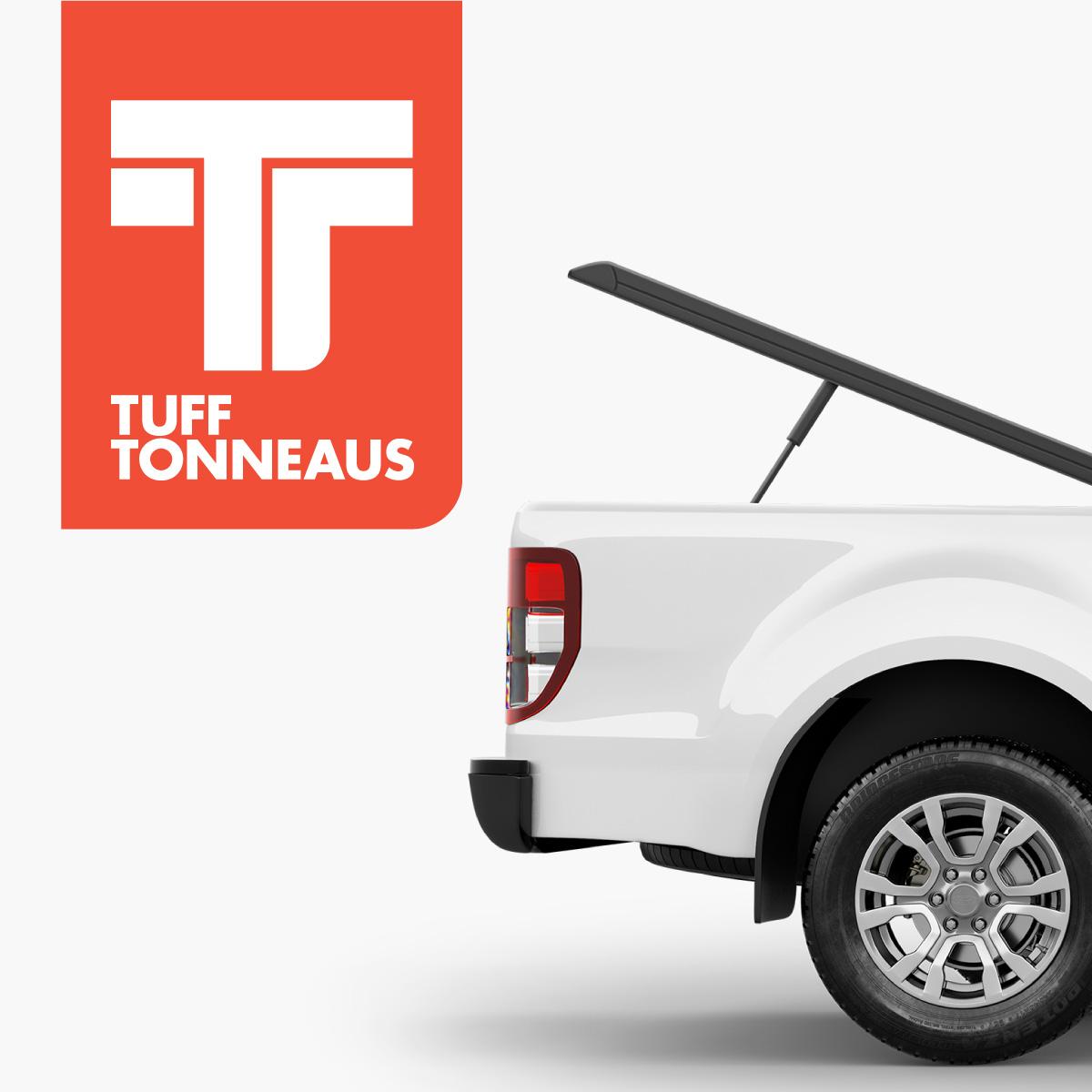 Tuff Tonneaus Brand Identity Design