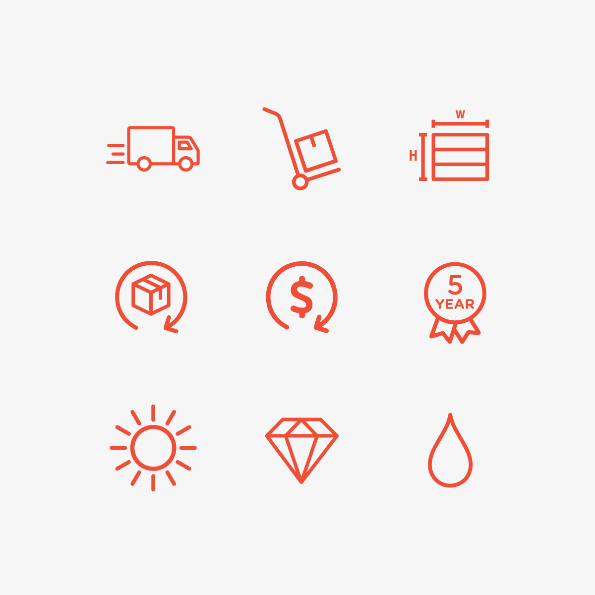 Tuff Tonneaus Icon Design