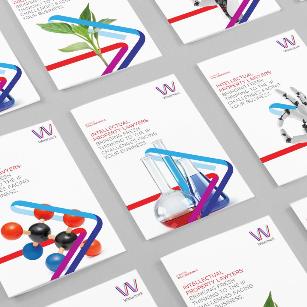 Watermark Brand Identity Corporate Design