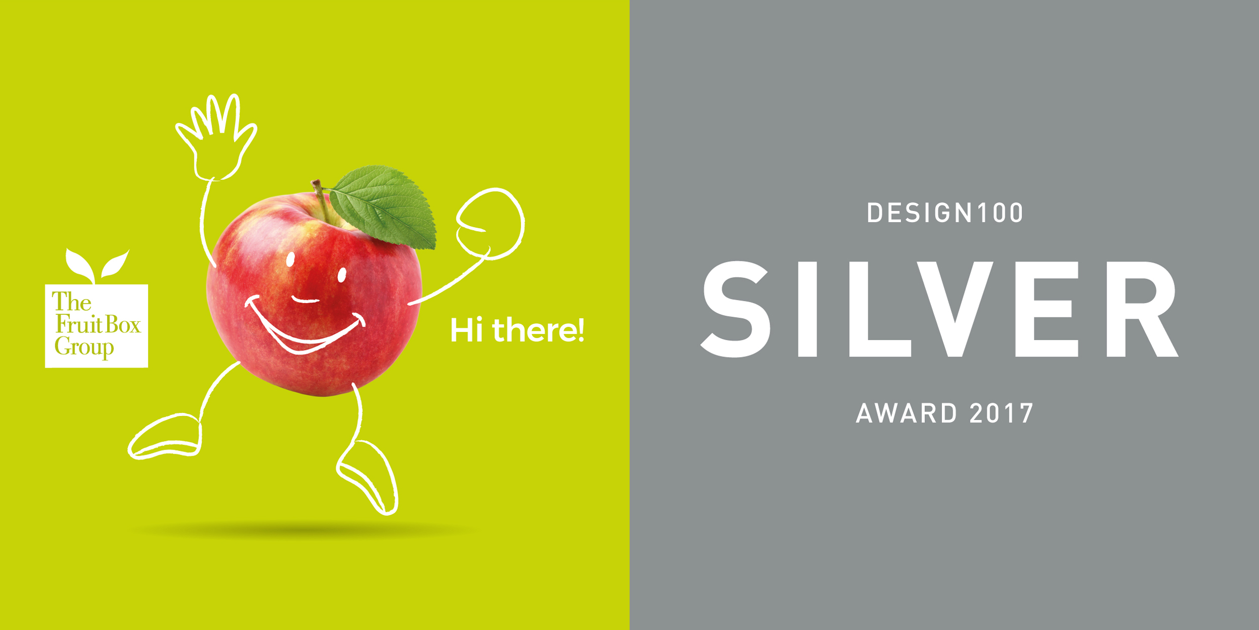 Davidson Branding The Fruit Box Group Silver Melbourne Design Awards 2017