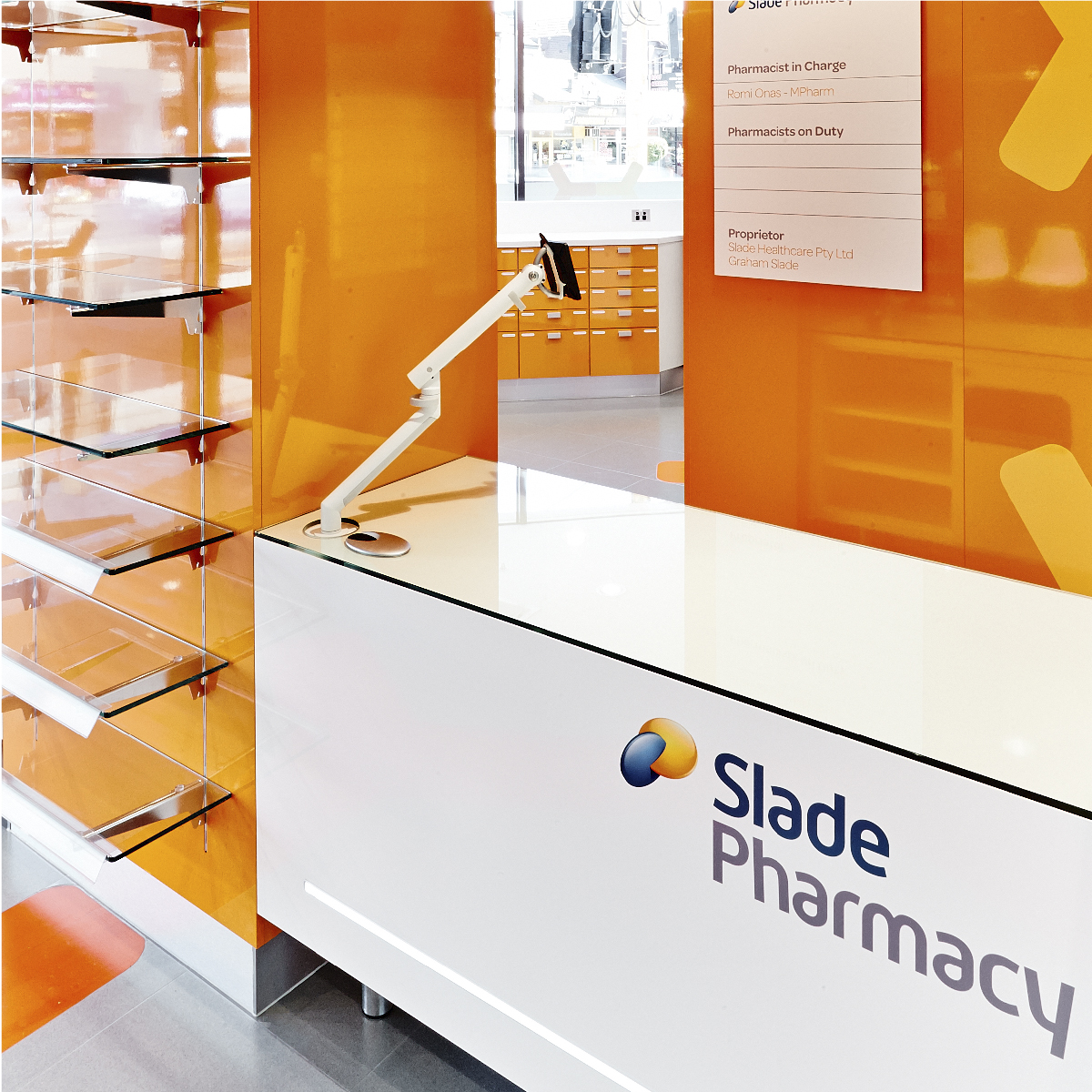 Slade Pharmacy Camberwell Health & Beauty Retail Design