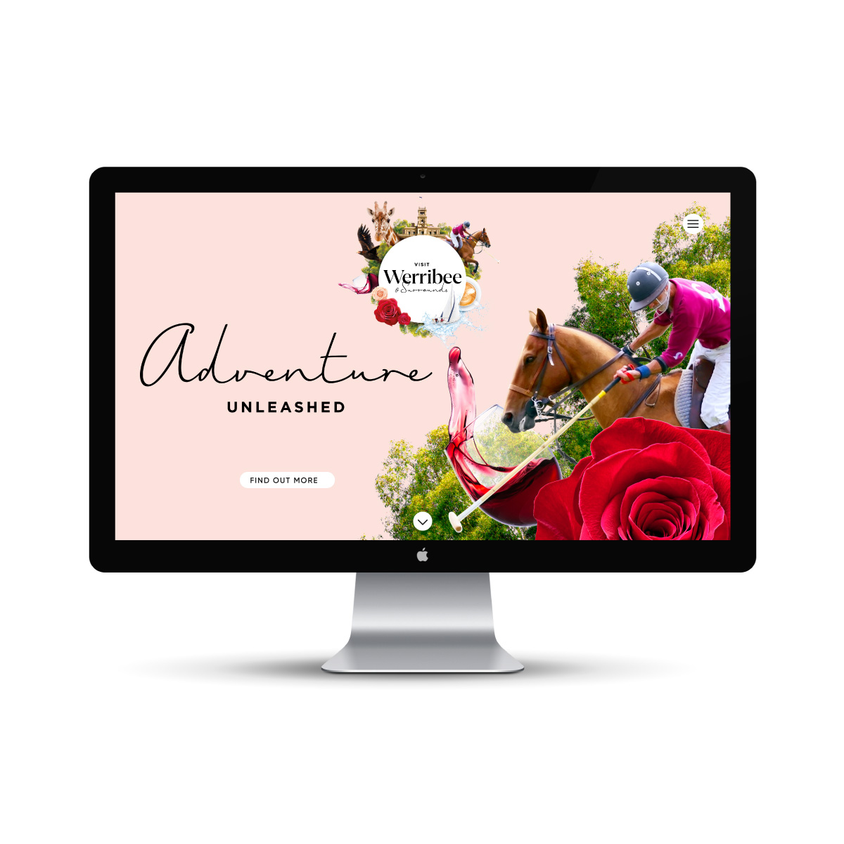 Visit Werribee & Surrounds Website Design