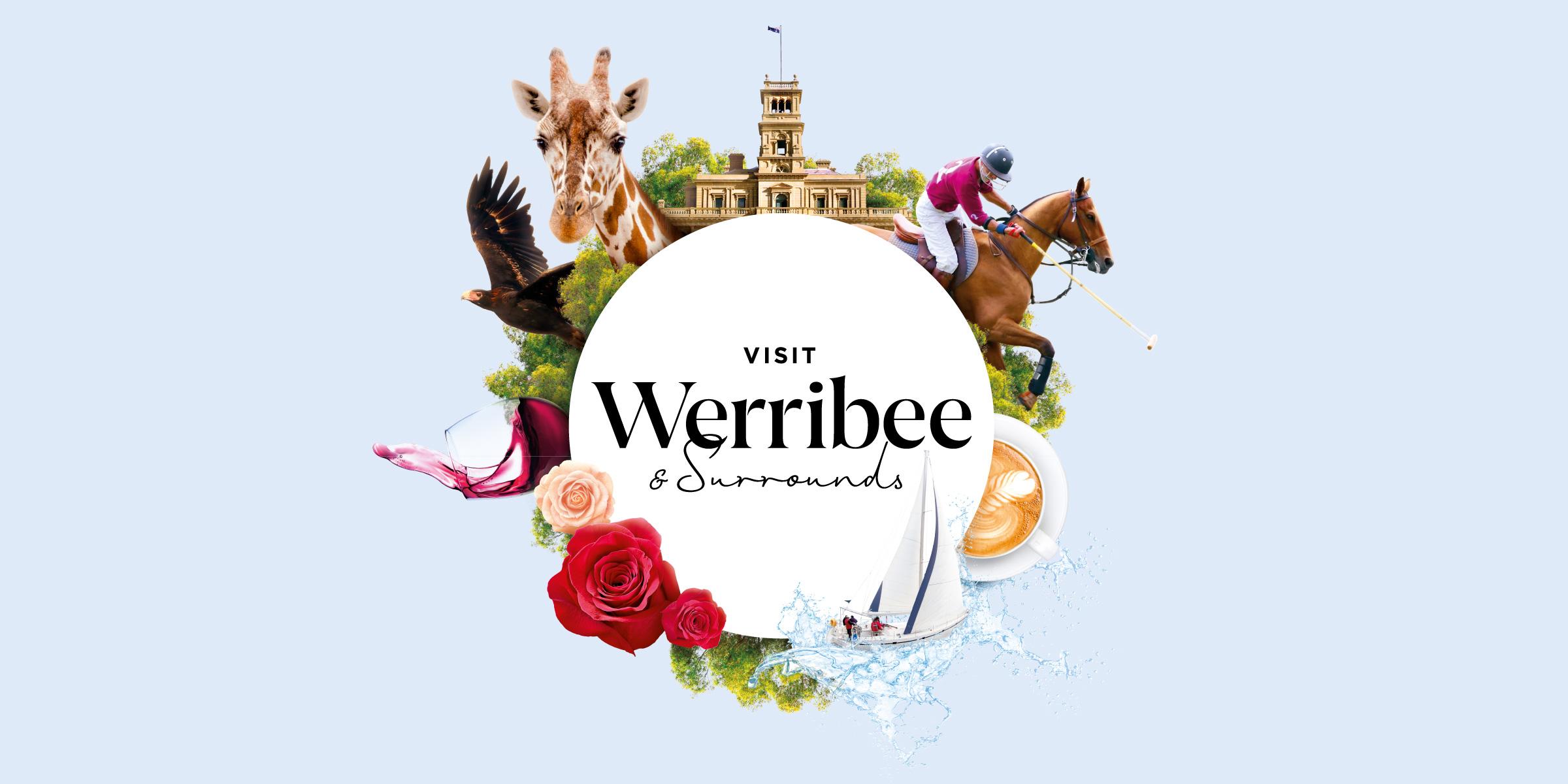 Visit Werribee & Surrounds Logo