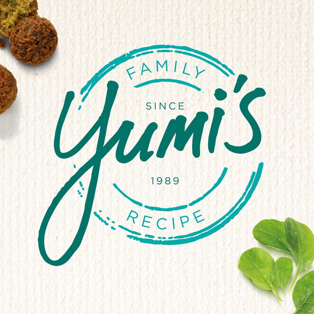 Yumi's Brand Identity