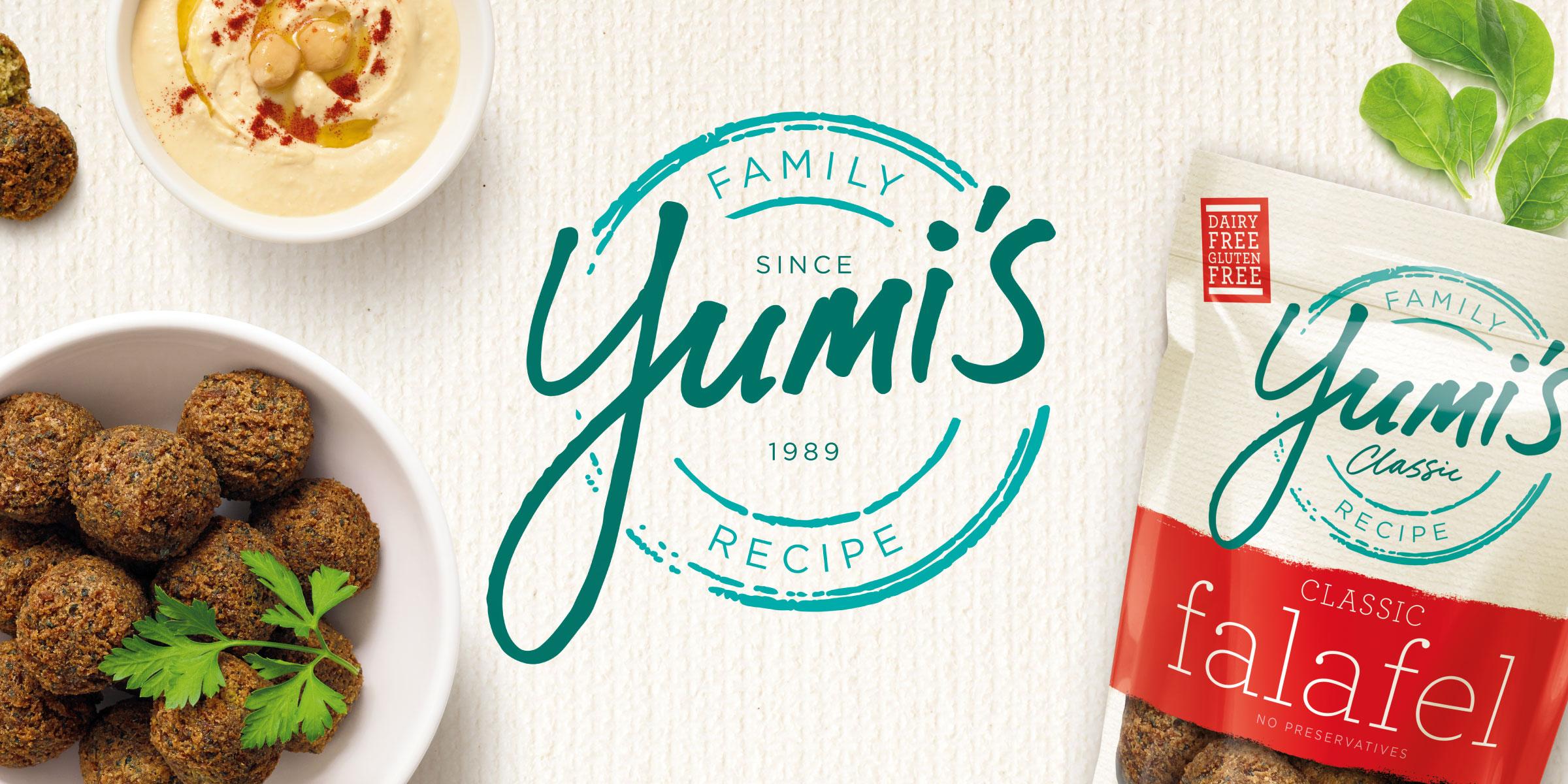 Yumi's Brand Identity by Davidson Branding