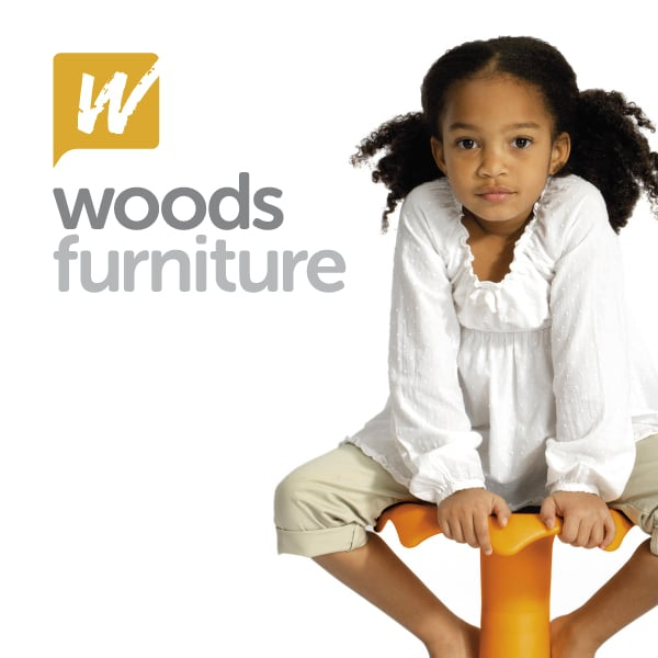 Davidson Branding Digital Woods Furniture Girl Yellow