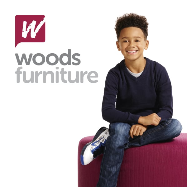 Davidson Branding Digital Woods Furniture Burgundy Boy