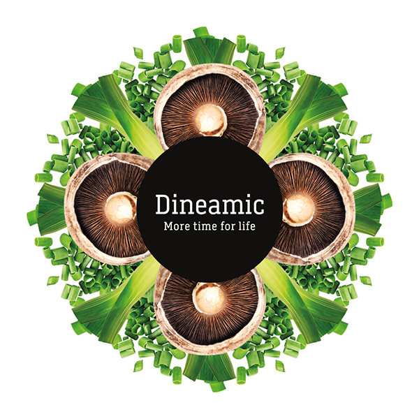 Davidson Branding FMCG Dineamic Visual Language Kaleidoscope Spring Onion Mushroom