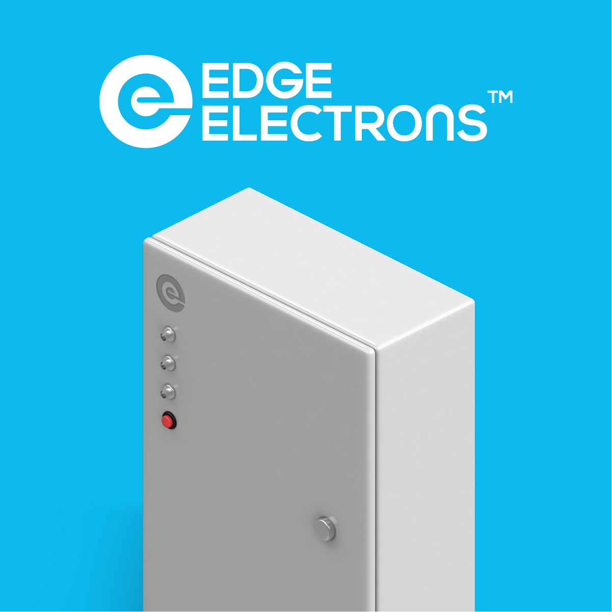 Davidson Branding Edge Electrons PowerSave Product 3D Render