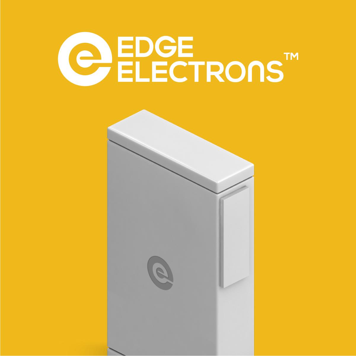 Davidson Branding Edge Electrons SolarIQ Product 3D Render